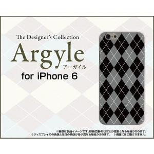 スマホケース iPhone 6 Plus ハードケース/TPUソフトケース Argyle(アーガイル) type002 あーがいる 格子 菱形 チェック|orisma