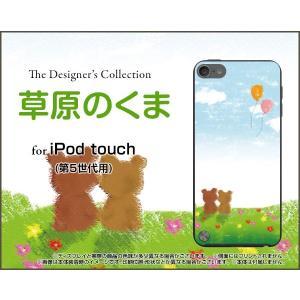 iPod touch 5G (アイポッド タッチ 第五世代) クリアTPUソフトケース(透明)  ■...