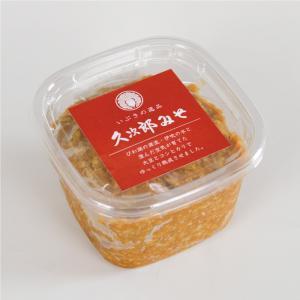 伊吹山麓大豆と地元のコシヒカリ米の麹味噌400g 手作り味噌|orite