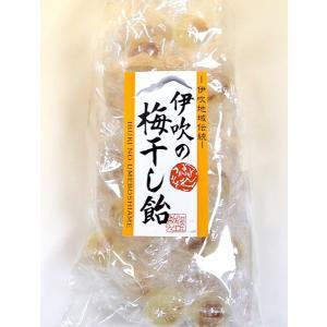 伊吹の梅干し飴 梅干し飴 キャンディ|orite