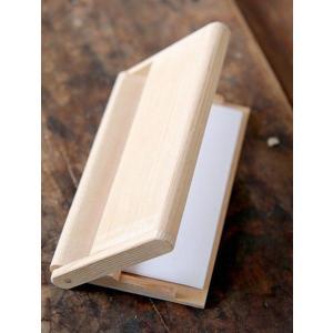 木製名刺入れ(サクラ) 約15枚収納可能 名入れあり|orite