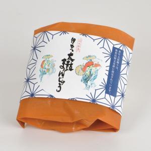 菓子 和菓子 3個入 白餡 伊吹太鼓まんじゅう くるみ入り 保存料不使用 常喜家 滋賀県米原市 |orite