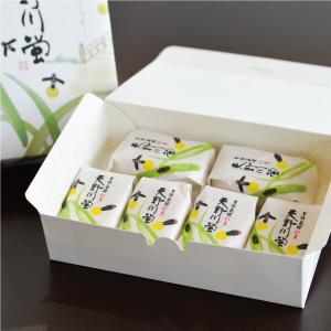 天野川螢もなか6個入り ご当地 お菓子|orite
