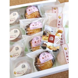 柏原田園甘味詰め合わせ02 焼き菓子 梅 大豆|orite
