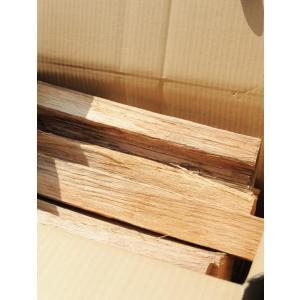 プレミアム薪ホワイト25kg 暖炉 薪ストーブ 楢 ナラの木 |orite