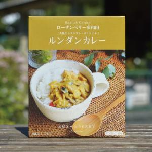野菜たっぷりココナッツが香るルンダンカリー レトルトカレー|orite