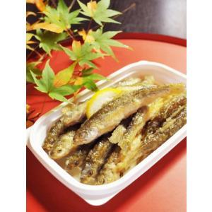 琵琶湖魚 ホンモロコ 南蛮漬け 醒井楼|orite