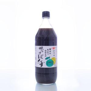 ヤマキ味付けぽんず 900ml ポン酢|orite