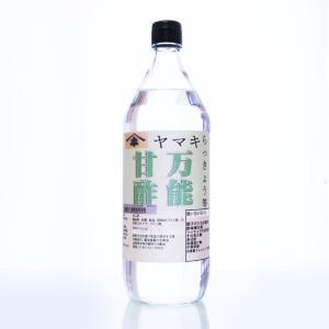 ヤマキしょうゆの万能甘酢 900ml|orite