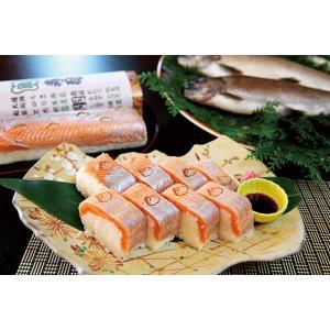 棒寿司 マス寿司 滋賀のご当地サーモン ビワマス寿司 びわます 琵琶湖|orite