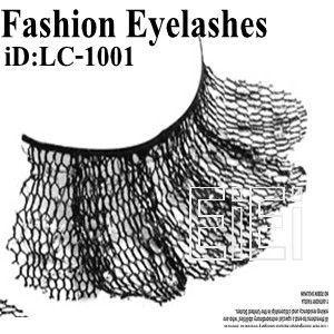 レース お洒落つけまつ毛、舞台つけまつ毛、付けまつげ LC-1001|oroshi-ee