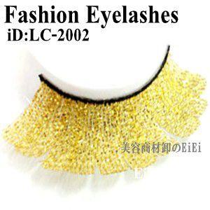 レース お洒落つけまつ毛、舞台つけまつ毛、付けまつげ LC-2002|oroshi-ee