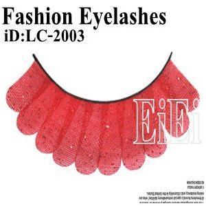 レース お洒落つけまつ毛、舞台つけまつ毛、付けまつげ LC-2003|oroshi-ee