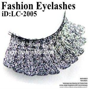 レース お洒落つけまつ毛、舞台つけまつ毛、付けまつげ LC-2005|oroshi-ee