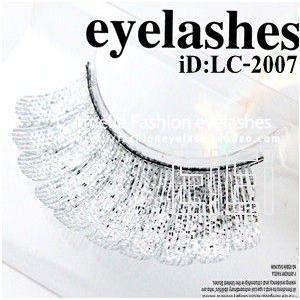 レース お洒落つけまつ毛、舞台つけまつ毛、付けまつげ LC-2007|oroshi-ee