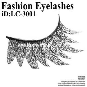 ハロウィン 成人式 バレンタイン レース お洒落つけまつ毛、舞台つけまつ毛、付けまつげ LC-3001|oroshi-ee