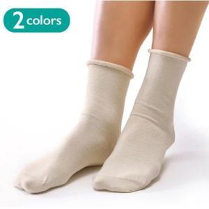 肌側がシルク、外側が綿で耐久性を高めました。 締め付けがないので履き心地良くお使いいただけます。  ...