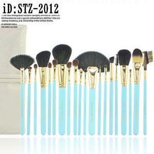 20本メイクブラシセット 化粧ブラシセット メイクブラシ収納ケース付  STZ-2012|oroshi-ee