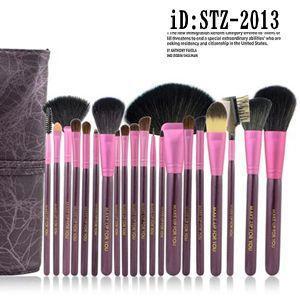 20本メイクブラシセット 化粧ブラシセット メイクブラシ収納ケース付  STZ-2013|oroshi-ee
