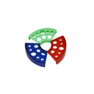 色素カップホルダー、カラーカップホルダー 8穴 WSJB−0012|oroshi-ee