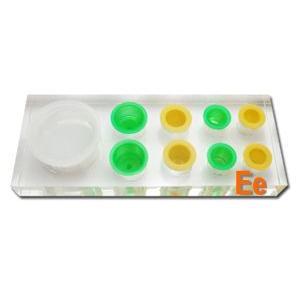 色素カップホルダー、カラーカップホルダー 10穴 WSJB−0016|oroshi-ee