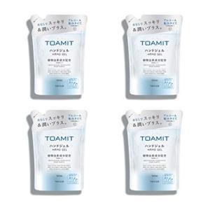 TOAMIT 東亜産業 ハンドジェル つめかえ用 500ml AL500 (4)|oroshinestore