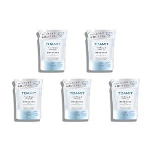 TOAMIT 東亜産業 アルコールハンドジェル 詰め替え用 500ml AL500 (5)|oroshinestore