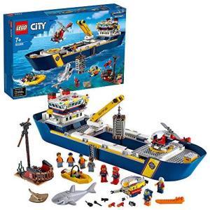レゴ(LEGO) シティ 海の探検隊 海底探査船 60266 oroshinestore