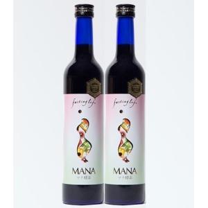 ファスティング飲料 MANA酵素?2本 ミネラルファスティング (3日)  マナ酵素 500ml×2本|oroshinestore