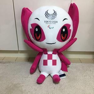 東京2020 オリンピック マスコット ぬいぐるみ 公式グッズ パラリンピック L ソメイティ oroshinestore