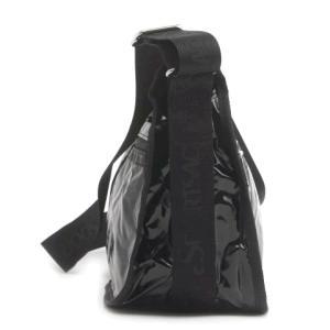 レスポートサック 斜め掛けバッグ LESPORTSAC BLACK PATENT 7520 CLASSIC HOBO   9908 BLACK PATENT 比較対照価格 16,740 円 oroshiya 03