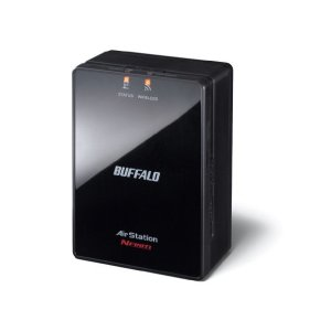 BUFFALO ネットワーク対応家電用 ワイヤレスユニット スターターパック WLAE-AG300N/V