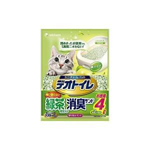 デオトイレ 飛散らない緑茶成分入り・消臭サンド 4Lの関連商品5