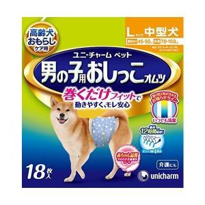 ユニ・チャームペットケア オス用おしっこオムツ...の関連商品8