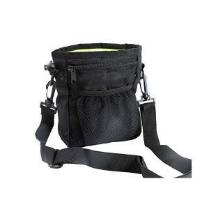 ペット用4WAYの使い方の犬訓練ポーチウェストポーチ 多機能 お菓子/小物入れおでかけ用品 トレーニング  散歩 うんちバッグ