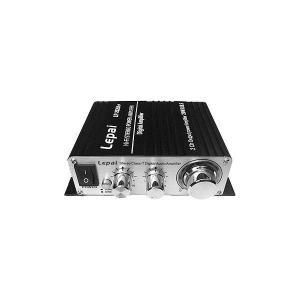 Lepai 小型 デジタル アンプ LP-2020A + Tripath TA2020-020 ブラック MA-LP-2020A