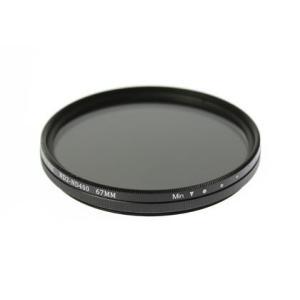 Nikon D7500 18-140 VR レンズキット用 互換可変ND(ND2?ND400) フィ...