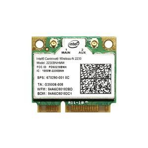 HP純正 670290-001 Intel Centrino Wireless-N 2230 802...