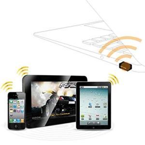 リタプロショップ? USB2.0 Wifi 無線LAN 子機 アダプタ IEEE802.11n/g/...