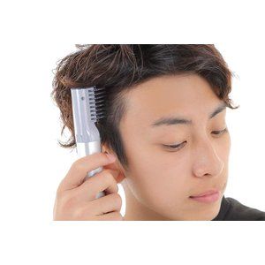 通販大ヒット お得な2個セット セルフカット散髪 ヘアトリマー 簡単整髪