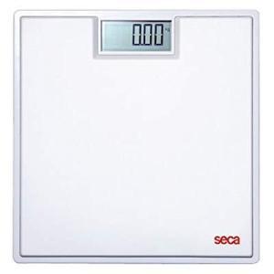最大計量 150kg デジタルフラットスケール ホワイト seca 803