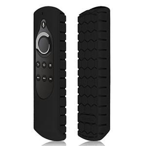 Fintie for Fire TV Stick 第1世代 リモコン シリコン保護ケース Alexa...