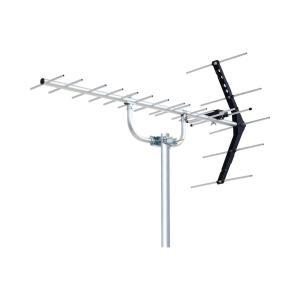 DXアンテナ 地上デジタルアンテナ 八木式 UHFローチャンネル (14素子相当) 中電界用 UL1...