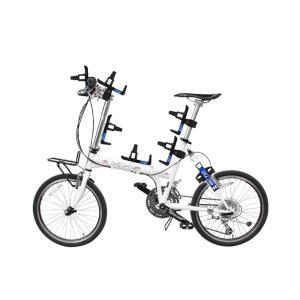 ドリンクホルダー 自転車用 調節可能 (白)|orsshop