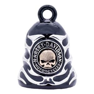 ハーレーダビッドソンSculpted Skull &...