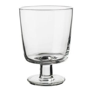IKEA/イケアIKEA 365+ ワイングラス, クリアガラス 4個セット