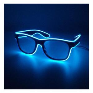 (APOSITV) 光る メガネ サングラス LED 単三電池付き ハロウィン 仮装 装飾 おもちゃ...