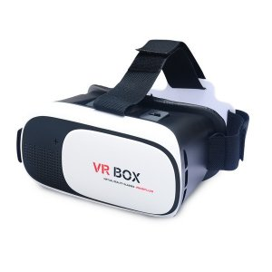 ヘッドセット VRゴーグル iPhone andorid スマホ VR BOX 3Dメガネ 3D眼鏡...