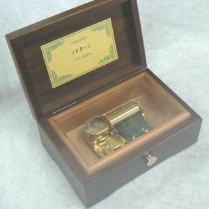 曲目選択 30弁木製ケース(スピカ ウォールナット 良音質) サービスプレート付き 高級オルゴール |orugoruya