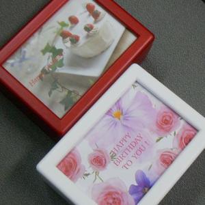 曲目選択 蓋ガラス 小物入れ オルゴール バースデー 誕生日プレゼント|orugoruya
